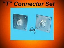 Floating Boat Dock Hardware Bracket T Connector Set 420