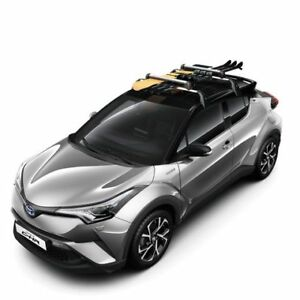 Genuine Toyota New C-HR Roof Rack PW301-10000 Silver Accessory OE New
