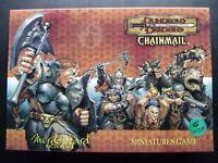 G83) Chainmail Box Set Mordengard 6 Figures Dungeons Dragons 2001