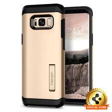 Spigen Galaxy S8 Plus Case Tough Armor Gold Maple