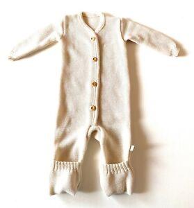NEU Disana Strick-Overall Merino Wolle Ausstellungsstück 62/68