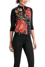 Gilet Floral Coats & Jackets for Women