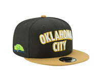 New Era Oklahoma City Thunder OKC 9Fifty City Edition Snapback 950 Hat Cap NEW