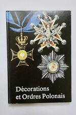 Décorations et Ordres polonais