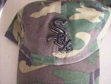 Chicago White Sox MLB Baseball Hat Cap Camoflage L
