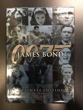 James Bond Ultimate Edition - Vol. 2 (DVD, 2006, 10-Disc Set)