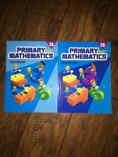 Singapore Math Standards Edition Primary Mathematics 2A & 2B Textbooks
