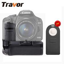 Akkugriffe Batteriegriff für Canon EOS 450D 500D 1000D Camera as BG-E5 IR Remote