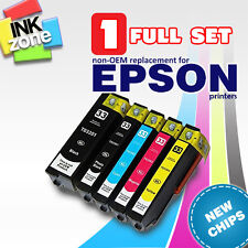 Full Set of non-OEM Ink Cartridges for Epson Expression PREMIUM XP-640 XP-645