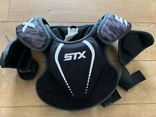 New listing Stx Stallion 75 Lacrosse Youth Shoulder Pads size small, lax, protector, protect