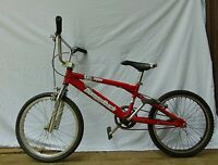 "Diamondback Bike Viper Vintage 2000 BMX Bicycle 20"" Franko Frame Red"