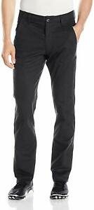 Under Armour Men's Performance Chino Tapered Pants 1261609, Canvas or Black