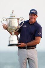 New listing SALE PHIL MICKELSON GOLF US PGA WINNER CHAMPION 2021 PHOTO - 12x8