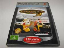V8 Supercars Australia 3 PS2 (Platinum) PAL *Complete*
