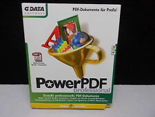 GData Power PDF Professional