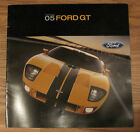 2005 Ford GT Dealer Showroom Brochure