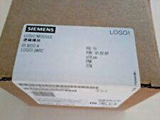Siemens  S7  Logo!  0BA6  NUEVO   6ED1 052-1HB00-0BA6   PLC SPS    AUTOMATA