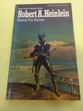 ROBERT A HEINLEIN BEYOND THIS HORIZON PANTHER SF PB 1975