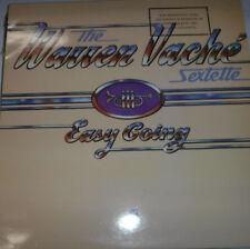 The Warren Vache Sextett Easy Going vinyl PROMO CJ323  010218LLE