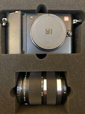 Yi M1 Micro 4/3 20 Megapixel Digital Camera with MFT 12-40mm Zoom Lens