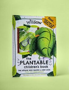 The Lettuce Who Wanted A New Look Plantable Book
