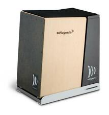 Schlagwerk ECA70 Ergo Cajon Adapter Vergrößerung Trommel Sitzpad Komfort Black