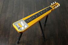 Nashville 6 cordes Lap Steel Slide Guitar jambes Tone bar doré métallisé par Quincy