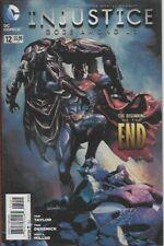 INJUSTICE Gods Among Us #12 - Back Issue (S)