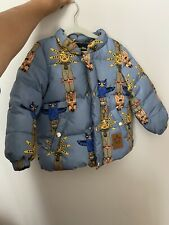 Mini Rodini Totem Puffy Winter Jacket 92-98