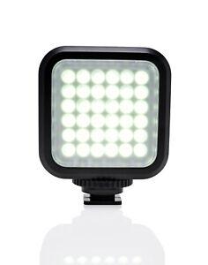 Opteka VL-5 LED Hotshoe Video Light for Digital Cameras & Camcorders