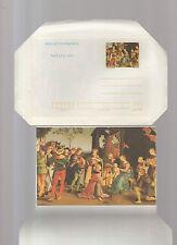 biglietto postale natale 1983