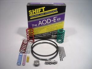 Ford AODE 4R70W Superior  Shift Correction Kit