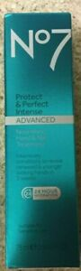 No7 Protect & Perfect Intense Advanced Nourishing Hand And Nail Treatment 75ml