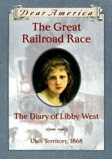 The Great Railroad Race: The Diary of Li