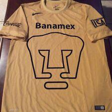 Nike Pumas UNAM Jersey America Chivas Tigres Xolos Mexico Rusia Cruz Azul Raya2.