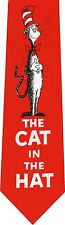 CAT IN THE HAT REVERSIBLE NEW NOVELTY TIE