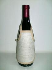 Tablier de bouteille aida 5.5 lin naturel à broder au point de croix beige 3782