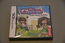 The Chase: Felix Meets Felicity (Nintendo DS, 2009) - Brand New