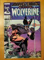 Marvel Comics Presents #1 Wolverine (Sep 1988, Marvel) NM+