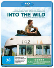Into the Wild Blu-ray (2009) Emile Hirsch