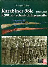 1a REPRO-WH wk2 fucile Wehrmacht 98k K98 protezione Korn Korn PARAURTI Moschettone