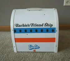 Vintage 1972 Barbie's Friend Ship ~ United Airlines / Plane Case ~ Mattel