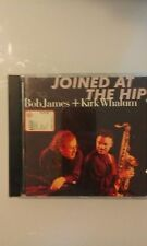 JAMES BOB + WHALUM KIRK - JOINED AT THE HIP - CD
