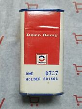 NOS GENUINE DELCO REMY BRUSH HOLDER D727 801466  UNOPENED GREAT DISPLAY!