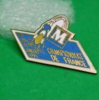 Pin's Lapel pins pin 19 21 Juillet 1991 CHAMPIONNAT DE FRANCE AQUATIQUE NATATION