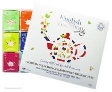 TEE GESCHENK ENGLISH TEA SHOP PREMIUM COLLECTION GESCHENKBOX 96 BEUTEL 12 SORTEN