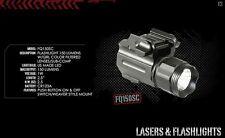 QD Tactical LED Flashlight Fits Springfield XD Taurus 24/7 PT92 Pistol