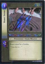 Lord Of The Rings CCG FotR Foil Card 1.C299 Hobbit Sword