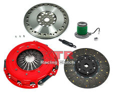 XTR STAGE 2 CLUTCH KIT & RACE FLYWHEEL for 2007-2012 FORD MUSTANG SHELBY GT500