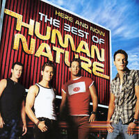 HUMAN NATURE Here And Now The Best Of (Gold Series) CD BRAND NEW